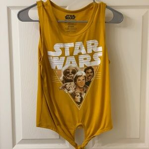 Tops - Star Wars tank top